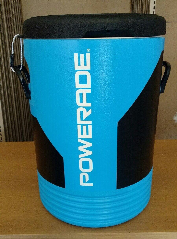 NEW Powerade Cooler Sideline Drink Dispenser 5 Gallon New Logo