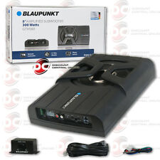 "Blaupunkt GTHS80 8"""" 300-watt Amplified Subwoofer"