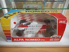 Polistil Alfa Romeo 179 in White/Red on 1:22 in Box