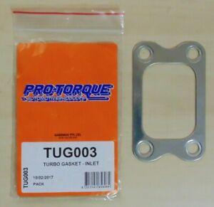 Protorque-Metal-Turbo-Inlet-Gasket-for-Skyline-GTS-T-Garrett-T03-T3
