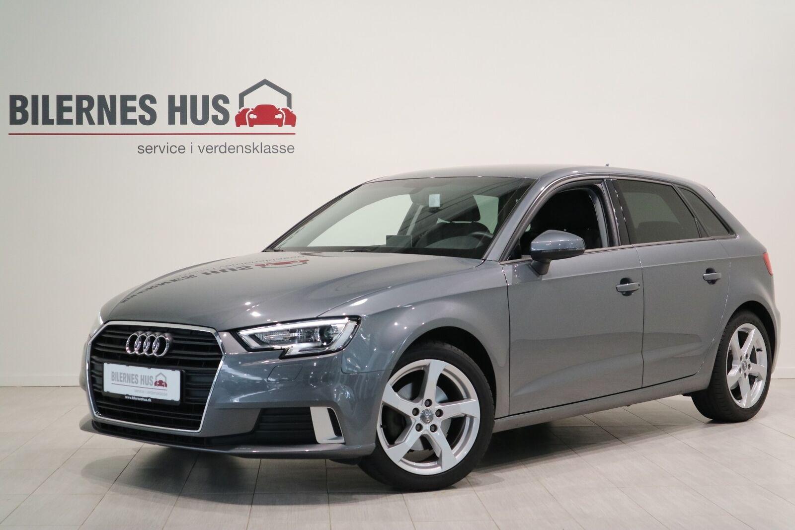 Audi A3 Billede 1