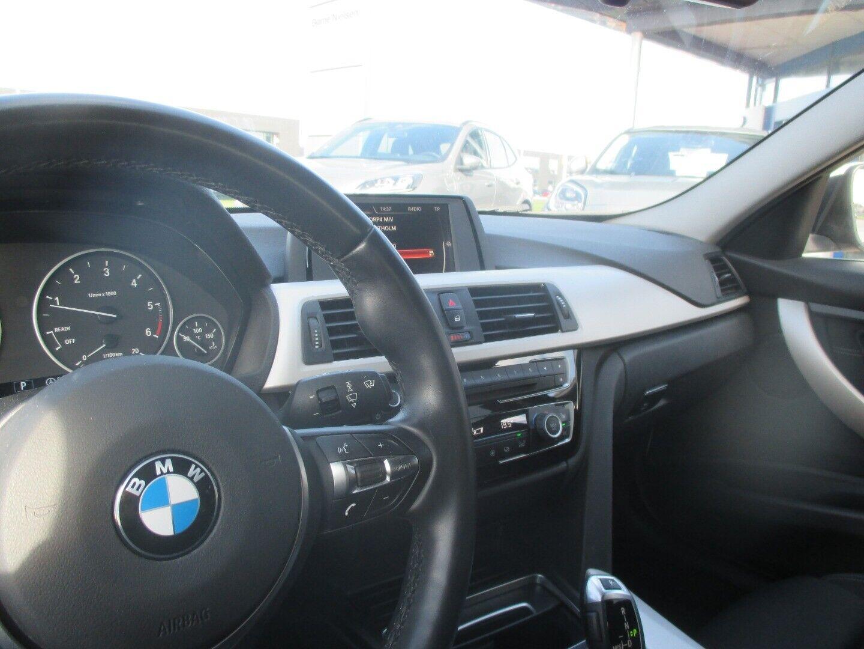 BMW 320d 2,0 Touring aut. - billede 12