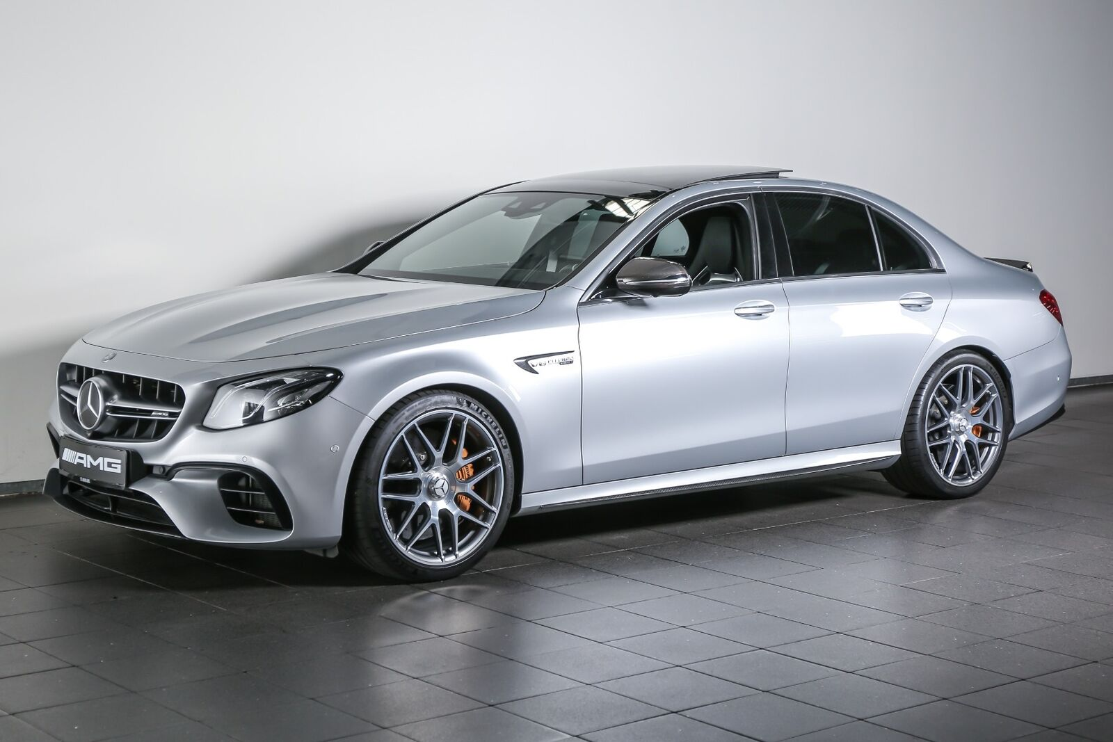 Mercedes E63 4,0 AMG S aut. 4-M+ 4d - 1.329.900 kr.