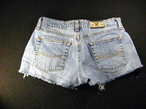Jean Rise caldo Off Cut X Twenty 27 Shorts Cutoff Wrangler W Vintage Low Daisy qSfRwn