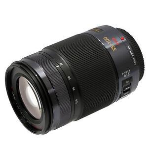 Panasonic-35-100mm-F-2-8-Lumix-G-X-Vario-Power-OIS-HD-w-FREE-Hoya-NXT-UV-NEW