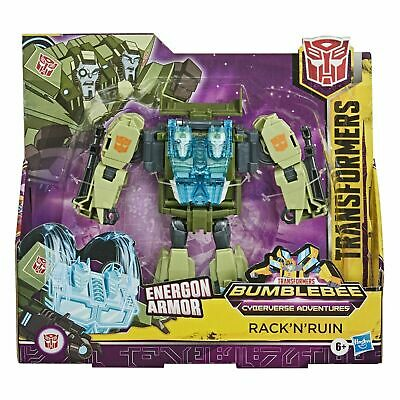 Hasbro Transformers Cyberverse Adventures Figure Choice of Character