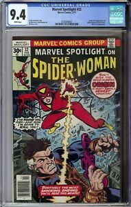 Marvel-Spotlight-32-CGC-9-4-WP-1st-app-of-Spider-Woman
