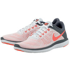 378e8e51856 item 2 Nike Wmn s Flex 2016 RN Running Training Shoe White Grey  Mango  830751 101 sz 11 -Nike Wmn s Flex 2016 RN Running Training Shoe White Grey   Mango ...