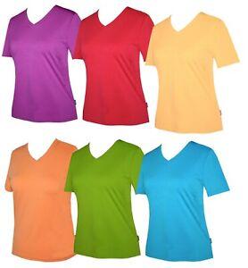 Schneider Sportswear Damen T-Shirt Pulli Bodyline Stretch Sportshirt Gr. 40