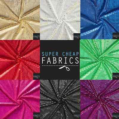 Sequin,Sequence,Dance Sequins, Fabric,Fabrics,112CM Width, $5.95 Per Meter