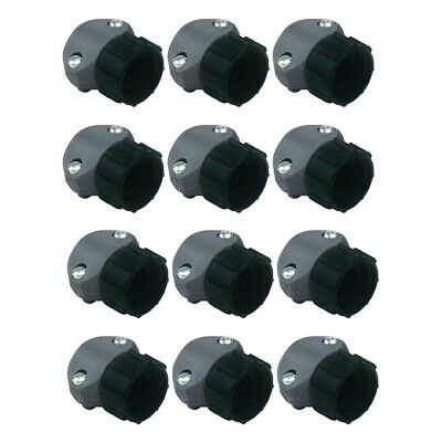 6-Pack Gilmour Hose Coupling Clamp Repair Female 5//8 Or 3//4 Inch Hose Ends 0100
