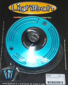 bouchon réservoir 1/4 de tour Bleu/noir LIGHTECH KAWASAKI ZX10R ZX-6R Z1000 z750