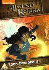 The Legend of Korra Book Two - Spirits Volumes 1 & 2 DVD 5014437195036