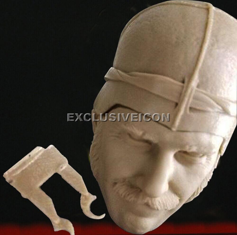 Hot  Rainman Artwork Toys Gangs of New York 1 6 Bill the Butcher Unpainted HEAD