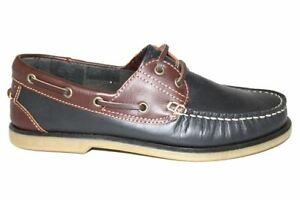 Summer Comfort Wide Fit Deck Boat Shoes