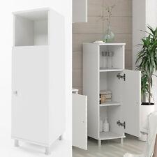 5410 Badezimmer Midischrank Nizza Bad Möbel In WEISS | eBay