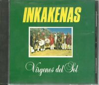 Inkakenas Virgenes Del Sol Latin Music Cd