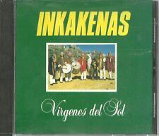 Inkakenas Virgenes Del Sol  Latin Music CD New