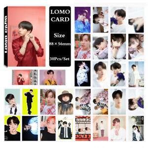 KPOP-Bangtan-Boys-Album-MAP-OF-THE-SOUL-PERSONA-JUNGKOOK-Lomo-Card-PhotoCard