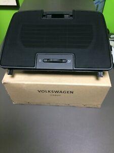 Nuevo-Genuino-OEM-VW-Golf-Jetta-5-1K-cubierta-de-aire-de-ventilacion-del-centro-de-conducto-de-aire