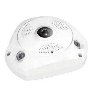 360-Panoramic-Fisheye-IP-Camera-Wifi-Security-Surveillance-Camera-VR-3D-Cam-AL