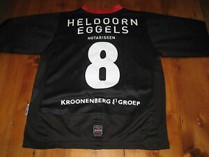 Image is loading Almere-City-FC-Omniworld-MATCH-WORN-Holland-football- a01654fcd