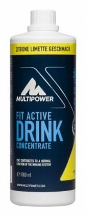 Fit Active Drink Concentrate 3 Multipower 3 Concentrate x 1000 ml Eur 14,95/1000ml 5899cd