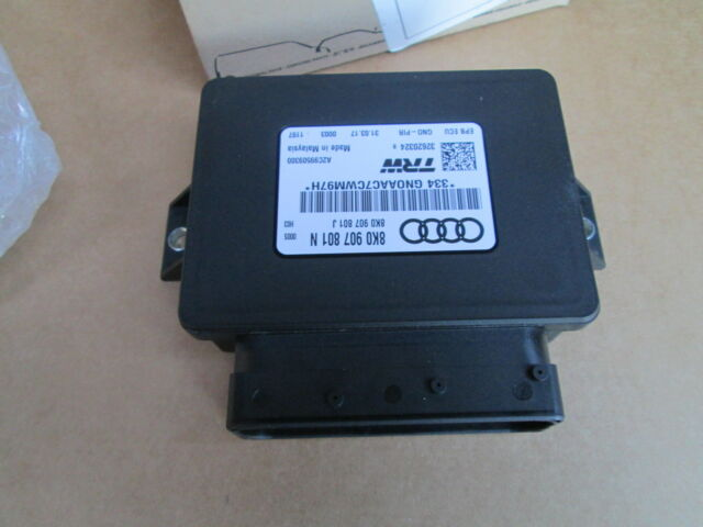 NEW GENUINE AUDI A4 A5 RS4 RS5 Q5 ELECTRIC HANDBRAKE ECU CONTROL UNIT 8K0907801N