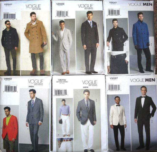 Mens Jacket Sewing Pattern - Pattern Design Inspiration