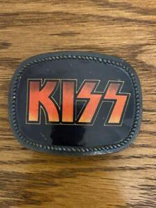 Kiss Belt Buckle Midwestern