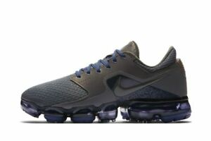 e1a3dabc61a NEW Nike Air Vapormax R Men s Running Shoes Midnight Fog Grey Blue ...