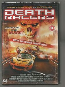 DEATH-RACERS-Insane-Clown-Posse-amp-WWE-039-s-Raven-UK-R2-DVD-sealed-new