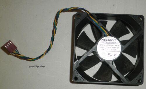 HP Compaq DC7900 FOXCONN PC 4-Pin Cooling Fan 435452-001