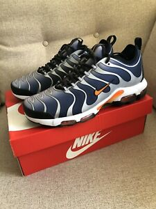Details about BNIB Nike Air Max Plus Tn Ultra Binary Blue & Safety Orange ?? UK 9.5 ????