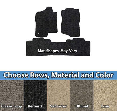 Lloyd Mats Pick Mat Combos Material /& Color Custom Fit Carpet Floor Mats