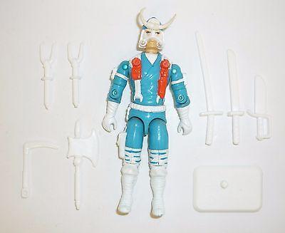 GI JOE NINJA FORCE BUSHIDO Vintage Action Figure COMPLETE 3 3/4 C8+ v1 1993