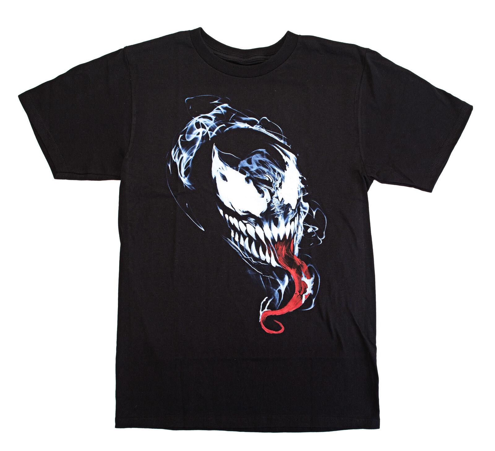 Marvel Venom Smokey Smokey Smokey Mask Graphic T-Shirt 064410