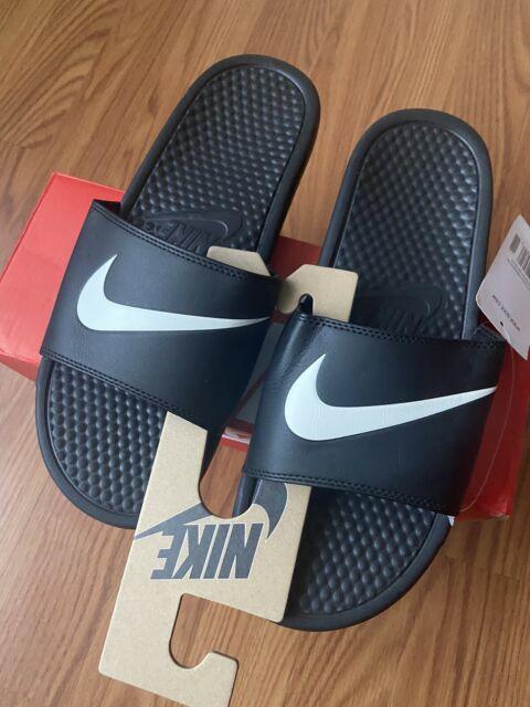 Nike 10US Size Men's Sandals - Black