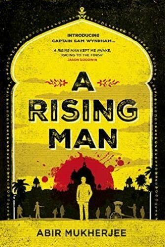 1 of 1 - A Rising Man-ExLibrary