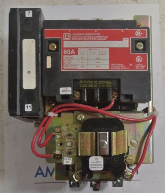 square d lighting contactor wiring one square d lighting contactor 60 amp 600v 120v coil 8903sp012  one square d lighting contactor 60 amp