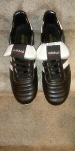 ADIDAS-Copa-Mundial-Soccer-Shoes-Kangaro-Leather-Cleats-Made-in-Germany-Sz11-NEW