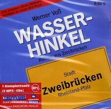 HÖRBUCH-DOPPEL-MP3-CD NEU/OVP - Wasserhinkel von Werner Voß