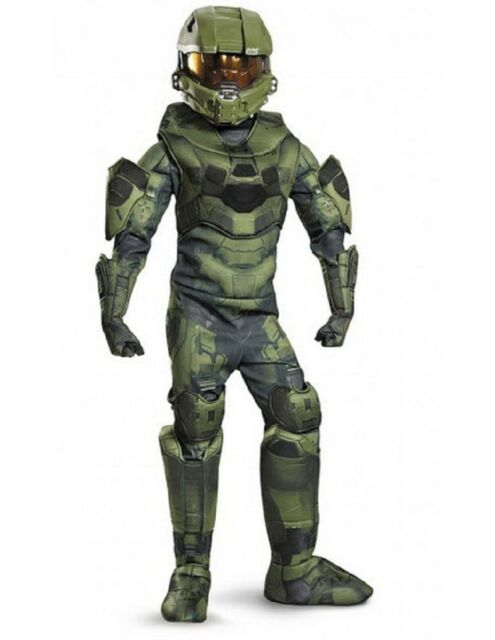 Boy/'s Halo Master Chief Costume