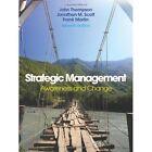 Strategic Management: Awareness & Change by Frank Martin, John L. Thompson (Paperback, 2014)
