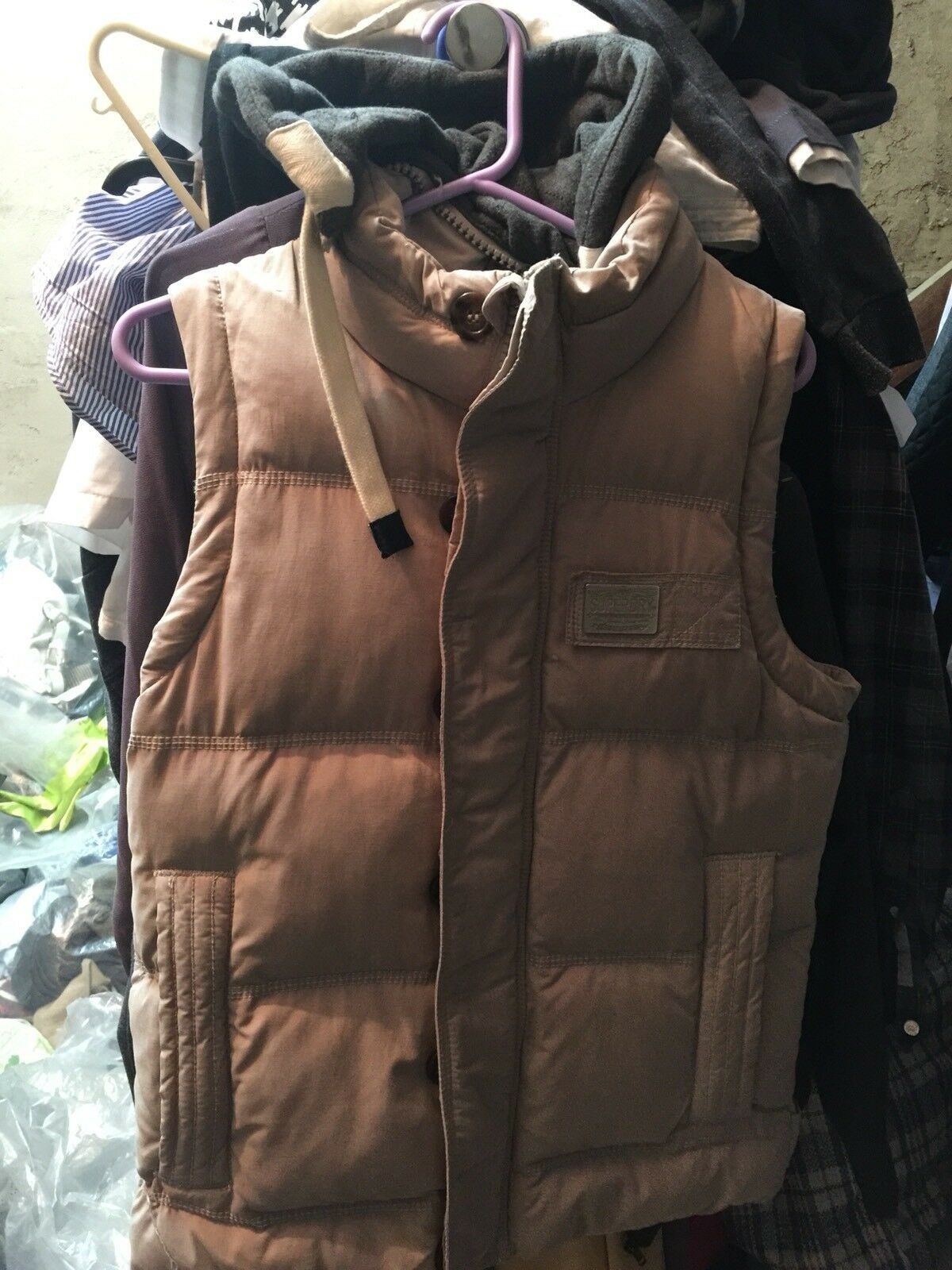 Superdry Gilet - Academy Vest , Small