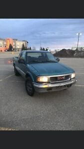1994 gmc sonoma, part out or whole