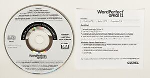 Corel wordperfect office 12 full version quattro pro presentations image is loading corel wordperfect office 12 full version quattro pro freerunsca Image collections