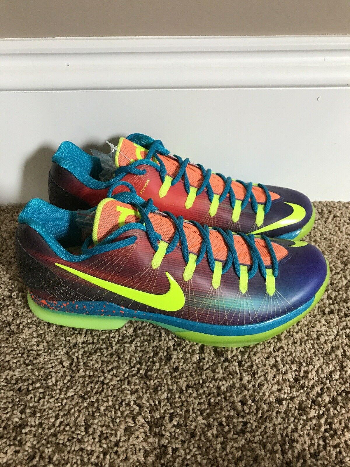 Nike Kd 5 EYBL PE Rare Comfortable The latest discount shoes for men and women