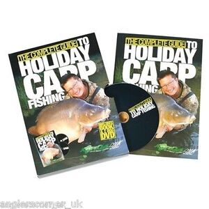 Korda 'Holiday Carp Fishing' Book / Book & DVDs