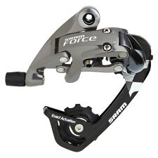 SRAM FORCE WiFli Road Bike Rear Derailleur Medium Cage Carbon Fiber 10-Speed
